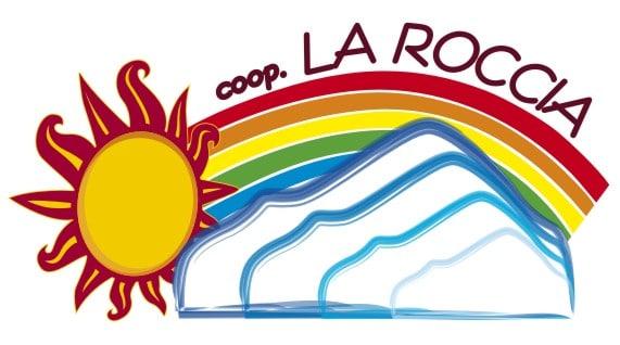 Logo della Cooperativa La Roccia