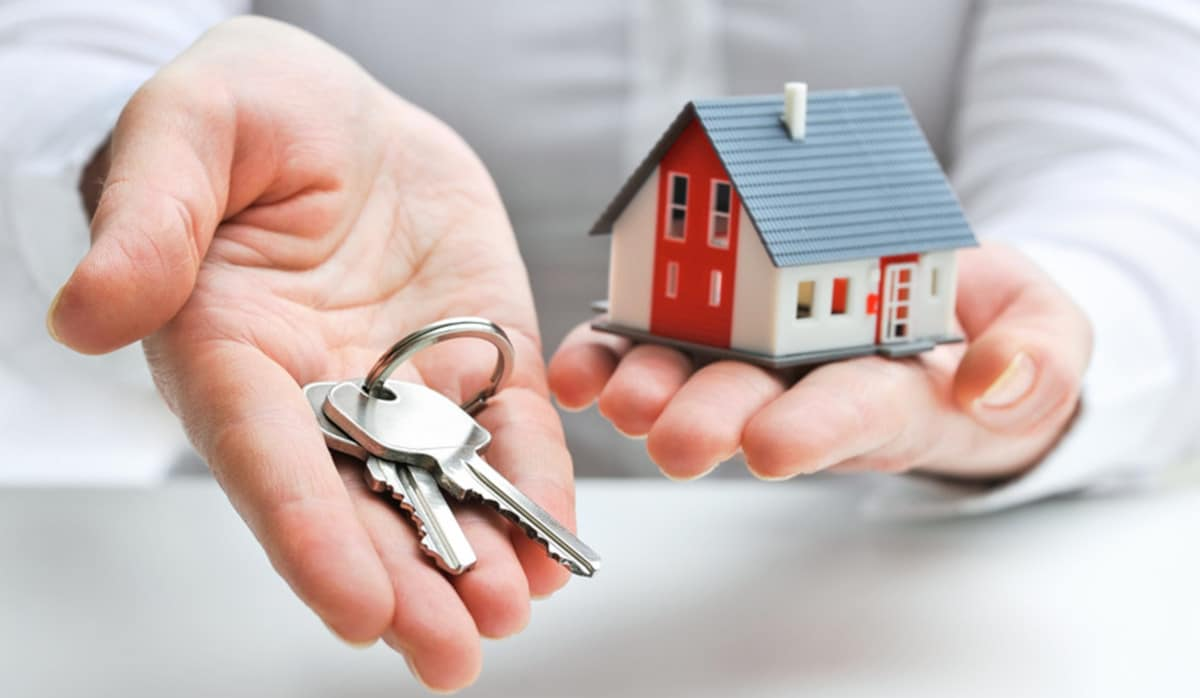 Una chiave per la tua casa