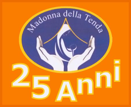 Nella Comunità Madonna della Tenda si celebrano 25 anni di servizio